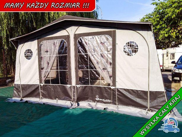 Przedsionek do przyczepy campingowej 750-775 rozmiar 5