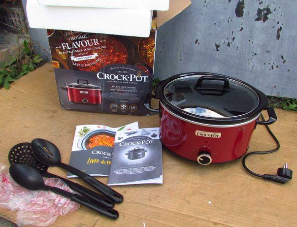 Мультиварка, медленноварка Crock-Pot 3,5 л. (из Германии)