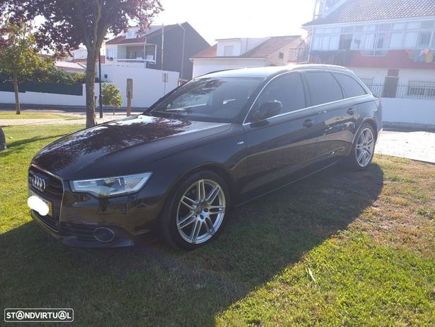Audi A6 Avant 3.0 TDi V6 quattro S-line S tronic