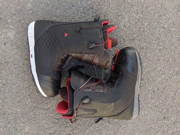 Burton ion snowboard boots us 9,5 / 2018
