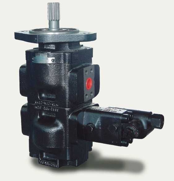 pompa hydrauliczna fermec 860 fermec 750, mf 760, terex, kramer 526 Żagań - image 1