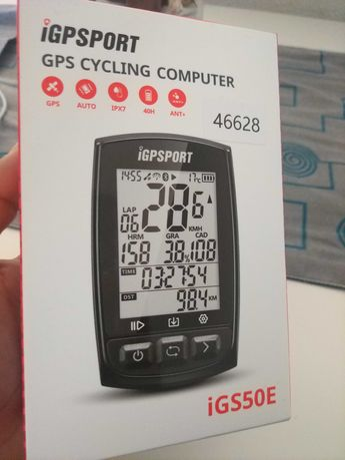 Computador de bicicleta igsport