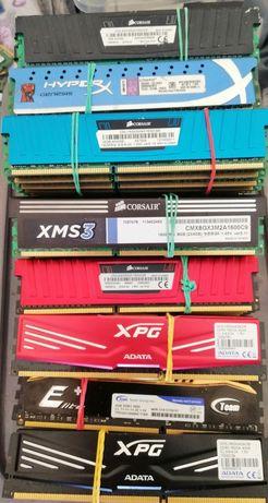 Оперативна пам'ять DDR3 1- 2-4-8GB ПК