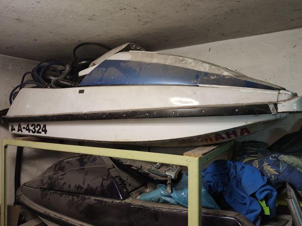Kadłub skorupa superjet jetski skuter wodny Yamaha