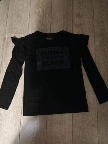 Czarna bluzka, Reserved, 146 cm