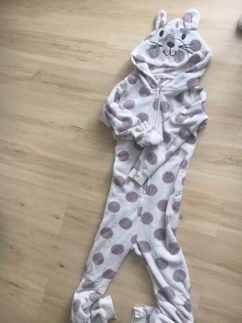 Piżama kombinezon kostium kigurumi onesie kot kotek