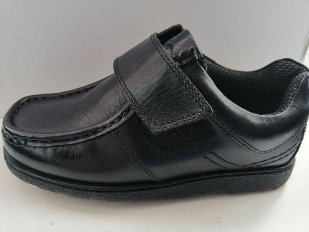 Детские туфли KANGOL кожаные, совершенно новые. 31размер