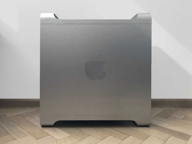 Komputer Apple Mac G5 A1047 + oryginalny pakiet Adobe CS4 (Ps +Il+Id)