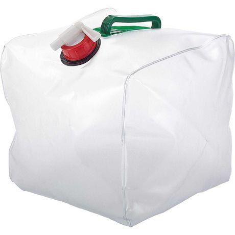 Reservatório tipo saco para transporte líquidos 10 Litros com torneira