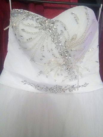 Продам свадибное платье