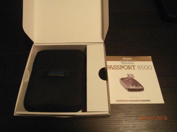 Antyradar Escort Passport 8500 X50 Euro Poland