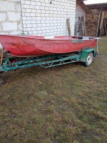 Продам лодку Бакай+лафет