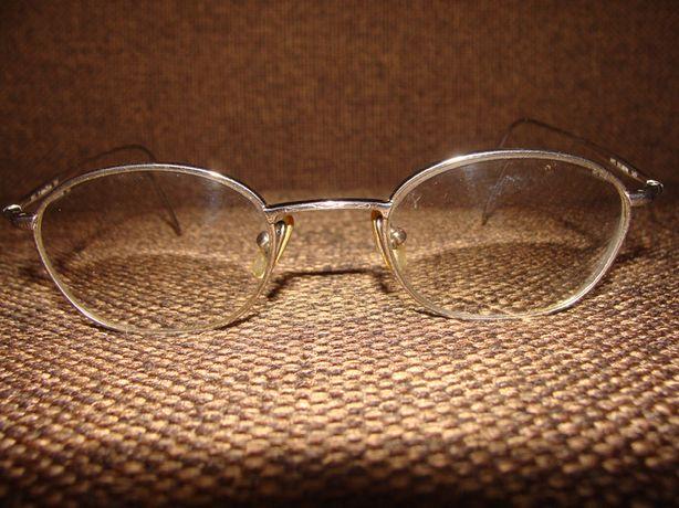 Calvin Klein Titanium оригинал винтаж очки оправа Carrera Ray-Ban