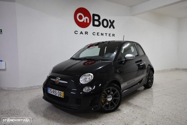 Abarth 595 1.4 T-Jet Custom