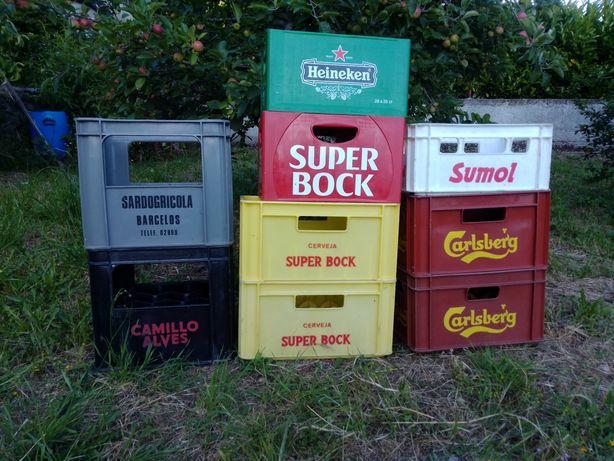 Grades de cerveja e outras
