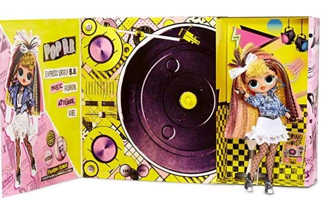 Кукла лол ремикс омг Remix Pop B.B. Диско Леди L.O.L. Surprise! O.M.