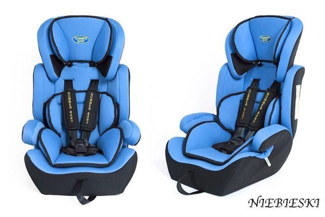 ! Nowość - Fotelik Samochodowy Model: Sport 9-36 kg