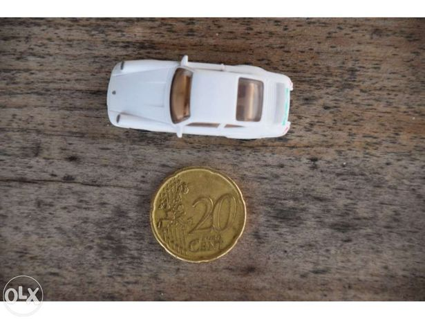 Miniatura Porsche 911