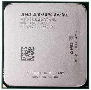 Топовый для FM2 процессор AMD A10 6800K A10 6800 4.1-4.4 GHz Quad-Core