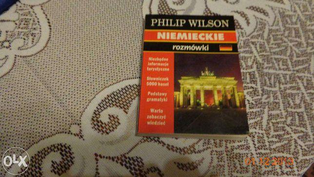 Rozmówki niemiecko - polskie - zamienie
