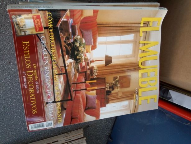 21 revistas decoração El Mueble