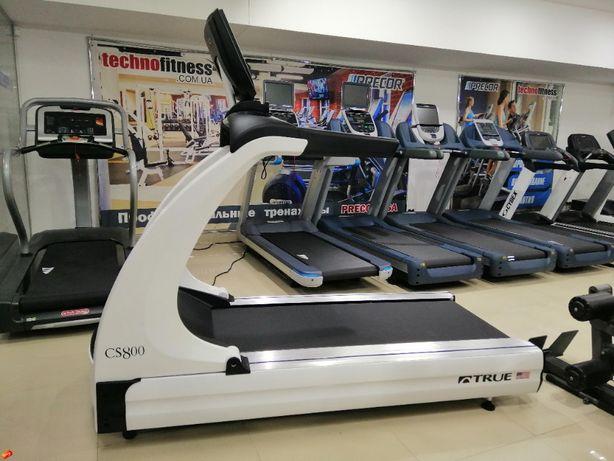 Беговая дорожка Б У True CS800 Precor Life fitness Technogym тренажер