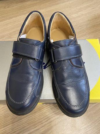 Школьные туфли. ТМ Каприз.Натуральная кожа!