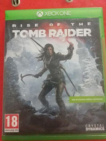 Rise of the Tomb Raider PL Xbox One Stalowa Wola