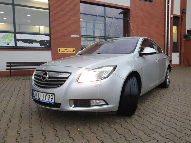 Opel Insignia 2.0cdti 160KM / Bi-xenon Skrętny / 2 właściciel /