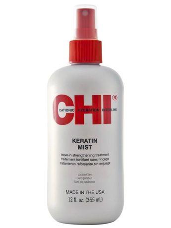 Несмываемый кондиционер для волос Chi keratin mist