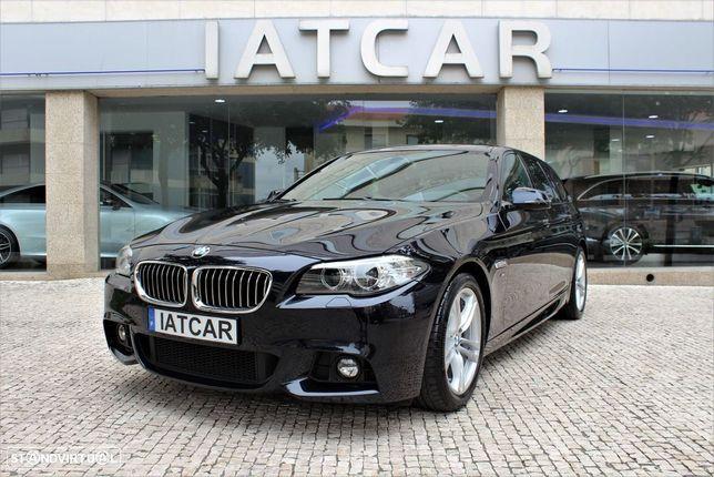BMW 520 d Touring Pack M Aut.