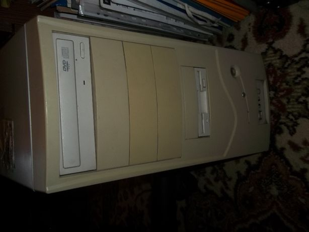 компьютер системный блок в сборе - Athlon