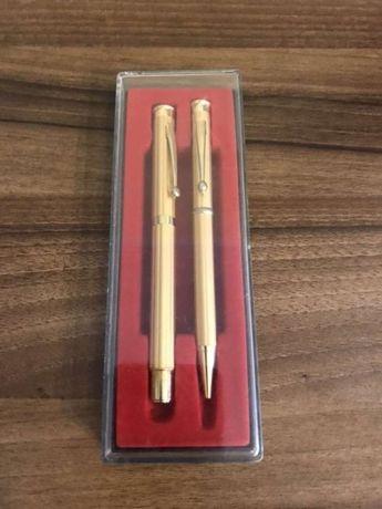 Zestaw pióro i długopis