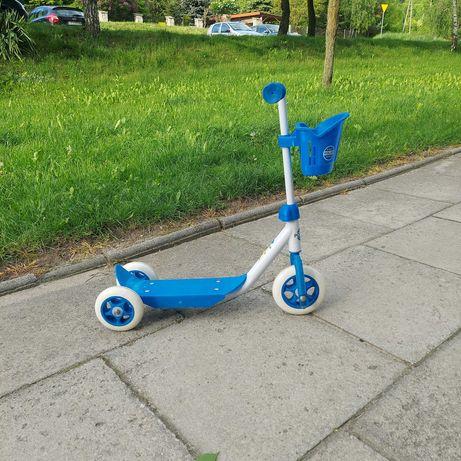 Hulajnoga 3-kołowa dla dzieci