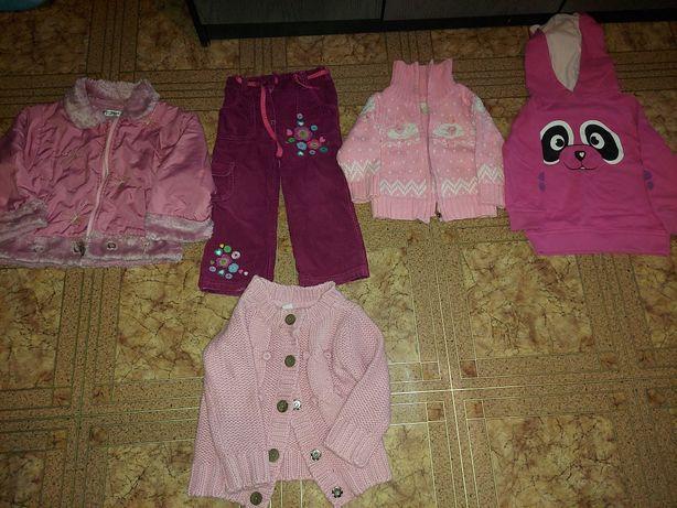 Набор детской одежды для девочки