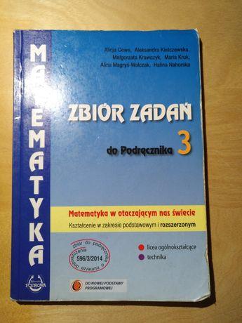 Matematyka Zbiór Zadań 3 Podkowa zakres podstawowy i rozszerzony
