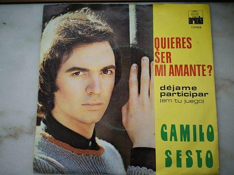 Vinil de Camilo Sesto