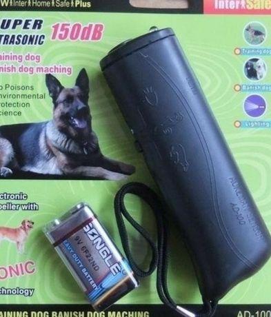 Ультразвуковой отпугиватель собак AD