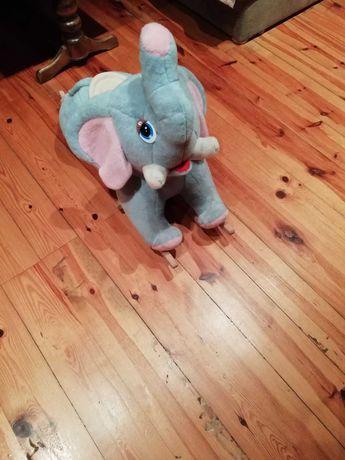 Pluszak słonik na biegunach