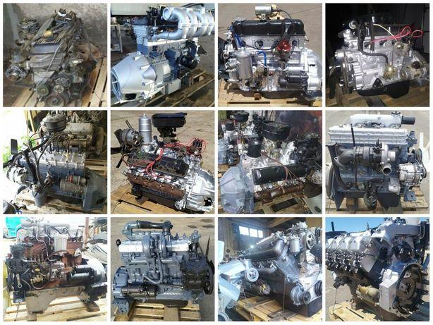 Мотор Газ 52 53 Газель ЗИЛ МТЗ Д240 245 СМД МАЗ 4370 ЯМЗ КамАЗ Фотон