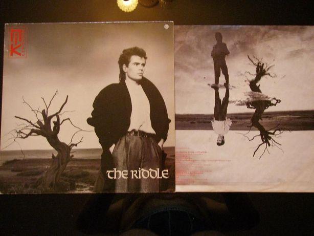 Пластинка Nik Kershaw - The riddle