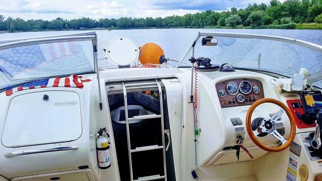 Jacht spacerowy 8,5m , łodź motorowa kabinowa, - motorówka