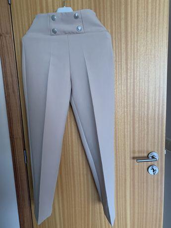 Calcas Zara Como Novas (Tamanho XS)