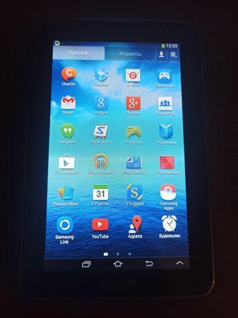 Планшет Samsung Galaxy Tab 2 7.0 GT-P3110 Silver