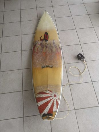 Vendo prancha surf SPO 6.4 OU Troco por prancha SUP Paddle