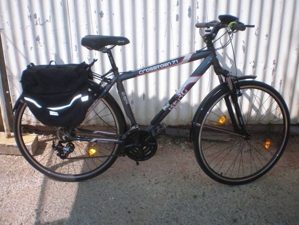 Bicicleta Crosstown 7.1 Berg