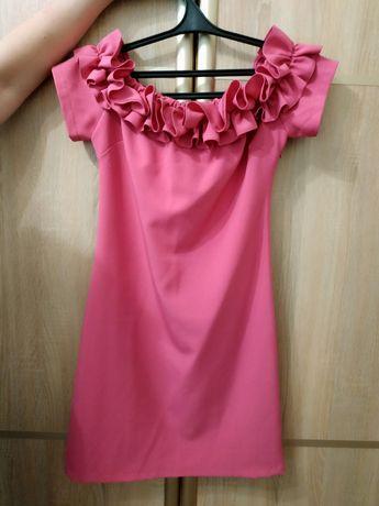 Продаю рожеву сукню