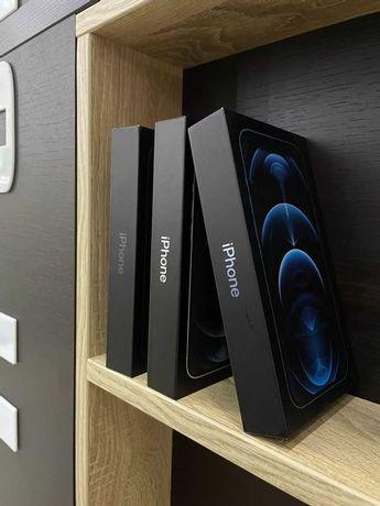 Новий iPhone 12 Pro Max 256 Gb, 512, 128 РОЗСТРОЧКА 0% Обмін Гарантія