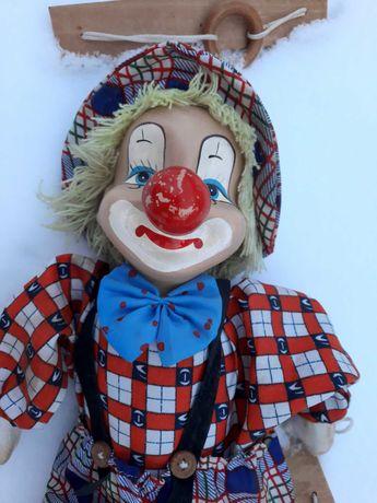 Театральна лялька клоун.