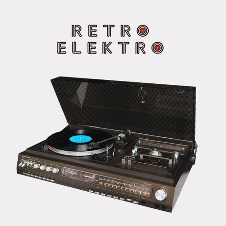 Studio Hi Fi Grundig RPC 3000 amplituner, gramofon